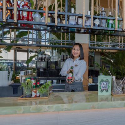 360º photo Bar Café Jakarta - Hotel Jakarta Amsterdam