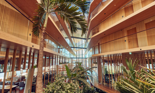Hotel Jakarta Amsterdam wins EILO Award 2019 Bronze Leaf in the category Interior Landscaping