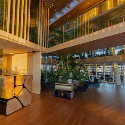 360º photo lobby Hotel Jakarta Amsterdam
