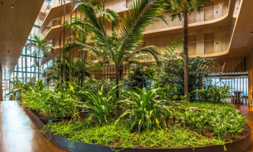 Hotel Jakarta Amsterdam receives BREEAM-NL 'Excellent' Sustainability Certificate
