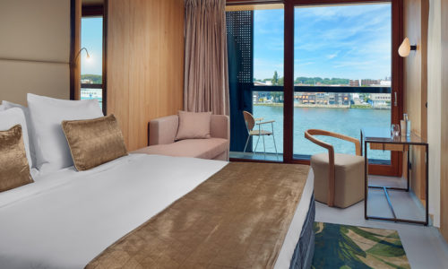 Riverview Superior room - Hotel Jakarta Amsterdam